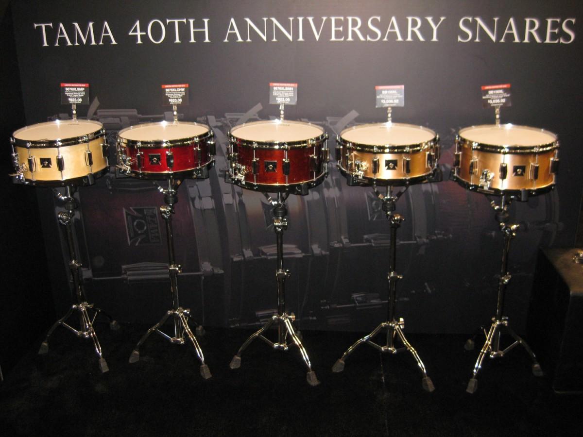 Tama-at-NAMM-2014
